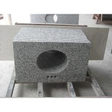 G439 Encimeras de baño largas y estrechas Tocadores de baño grises de bajo precio