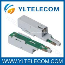 Protecteur d'éclairage à une paire de type LSA pour module Krone