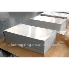 Decoração Folha de alumínio