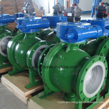 Normal Temperature Full Port Ball Valve