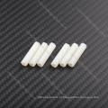 Espaçadores plásticos de M3 * 5mm, suporte de nylon para o apoio do PWB