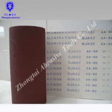 good quality flexible aluminum oxide emery cloth roll for machine