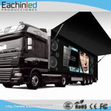 Farbenreiche Werbung im Freien HD P5 P6 P8 P10 Werbung LED-Anzeigen für bewegliche Nahrungsmitteltrucks