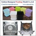 plastic flower pot mould making/Molde de plastico de molde de la olla de flor
