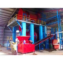 biomasse noix de coco coquille de sciure de riz balle bois charbon de bois briquette faisant la machine
