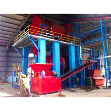 biomass coconut shell sawdust rice husk wood charcoal briquette making machine