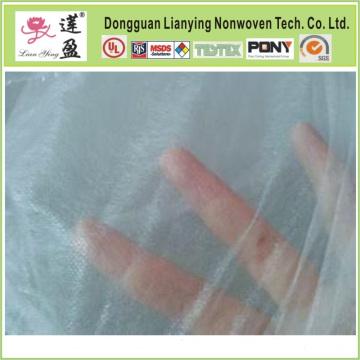 Tissu non tissé à double épaisseur PP pour intervertir et doublure