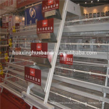 Hot dip galvanizing poultry farm layer feeding