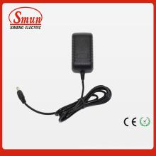 12В1.5А 18ВТ адаптер питания настенное крепление переменного тока 100-240В