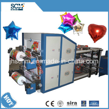 Scm-600 Fully Automatic Balloon Heating Compression Molding Machinery