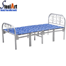 Simple loft metal divan bed design