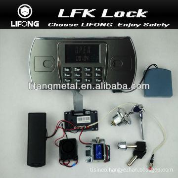 2014 supplier of combination digital keypad safe lock for home safe and hotel safe box