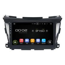 10,1 pollici touch screen Nissan Morano Car DVD Player