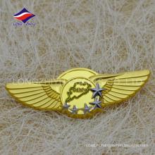 Мода Орисса золото крыло в форме кегли с satrs