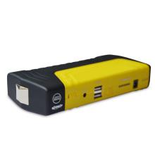13600mAh портативный зарядное устройство микро-старт прыжок стартер аварийный инструмент для газового автомобиля с выходом постоянного тока