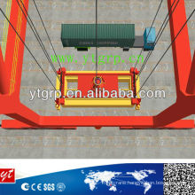10t-50/10ton Double Beam Container Gantry Crane
