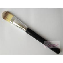 Brosse de maquillage Fondation d'étiquette professionnelle de haute qualité