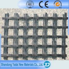 Woven Polyester Geogrid for Reinforcement for Road Construction