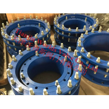 Junta de expansión de tubería de acero al carbono (WDS)