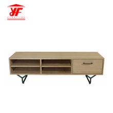 Nuevas imágenes de madera de la tabla del tenedor de la TV del diseño