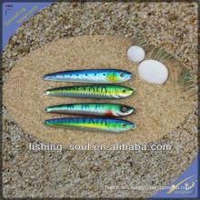 MJL010 Wholesale Lead Fishing Lure Jigging Lure