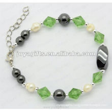 Fashion pearl bracelet watch