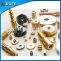 Custom CNC Part Service Usinagem 7075 peças de alumínio Produção de baixo volume