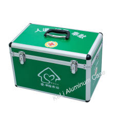 Aluminum Medical Case/First Aid Case (TOOL-012)