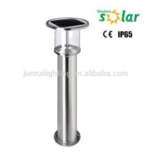 China wholesale high quality solar garden light led outdoor bollard light, garden bollard
