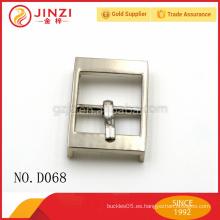 Las hebillas del Pin de la correa del metal de JINZI venden al por mayor para el bolso / la correa / los zapatos