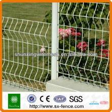 garden metal wire fence