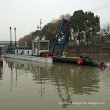 10inch River Sand Cutter Suction Dredger for Reservoir/Engineering Machinery