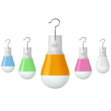 Ampoule d'éclairage de secours LED étanche pour garage