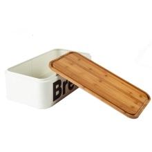 Aufbewahrungsbox für Lebensmittel Tin Bread Box Keeper
