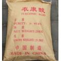 Hot! ! Factory Price Itaconic Acid 99.6% 99.97% Purity (CAS No: 97-65-4)