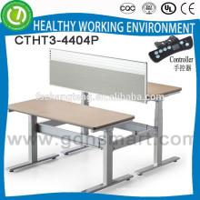 höhenverstellbarer Schreibtisch für 2 Personen mit sehr konkurrenzfähigem Preis