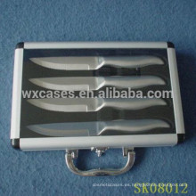 fuerte de aluminio caja de herramientas del BBQ