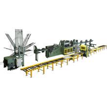 Machine à structure en acier