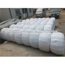 Fio de ferro galvanizado revestido de zinco (40-60 / m2) feito em Chian