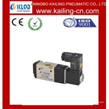 Magnetventil 3v / Aluminiumlegierung Pneumatisches Magnetventil
