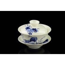 Популярные наборы чашек чая лотоса и блюдце оптом