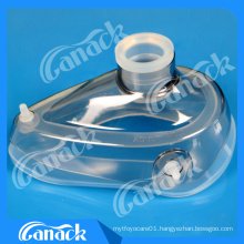 Medical Consumable Reusable Silicone Anesthesia Mask