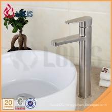 FDS10 Single Handle 304 SS Wash Basin Faucets