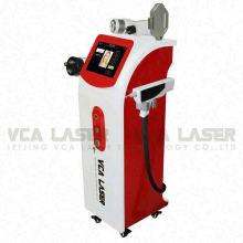 Rajeunissement du photon facial multifonction IPL + RF + Nd: Yag laser esthétique clinique équipement machine