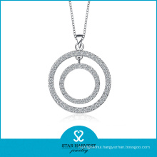 Charm Sterling Silver Pendant Manufacturer (SH-N0197)