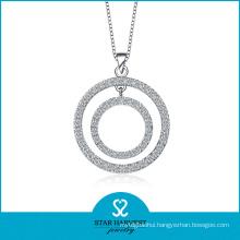 Charm Sterling Silver Pendant Manufacturer (SH-N0197)