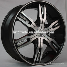 6*139.7 silver alloy wheel rim