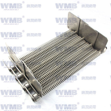 Factory Directly Stainless Steel Conveyor Chain with Wire