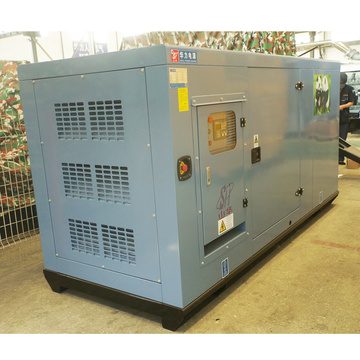 120 kW silent running generators for sale