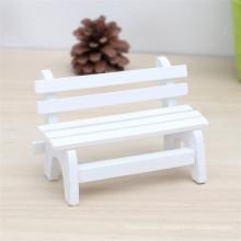 FQ marca boda pequeña silla de madera y accesorios decoración de la mesa